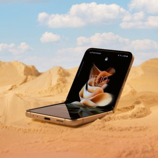 Revisión del Samsung Galaxy Z Flip 3: el gran regreso de la cara (casi) sin arrugas