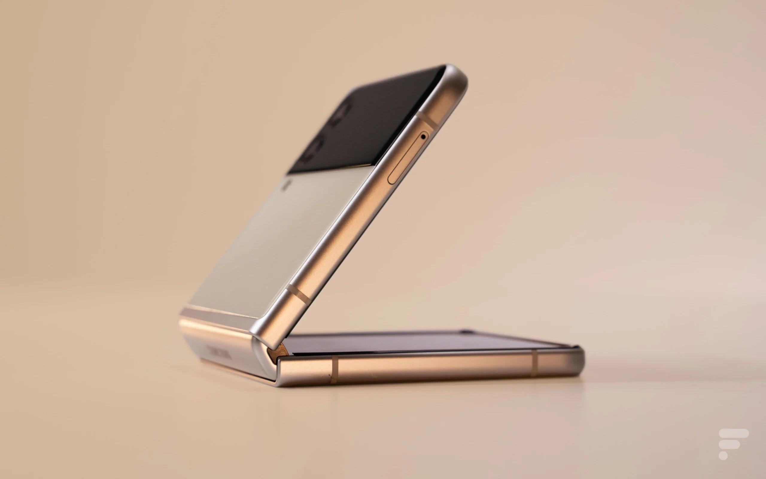 Le Samsung Galaxy Z Flip 3 est encore plus beau avec 200 € de réduction
