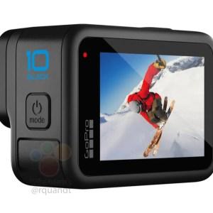 GoPro Hero 10 Black : elle franchirait enfin la barre de la 4K/60 FPS