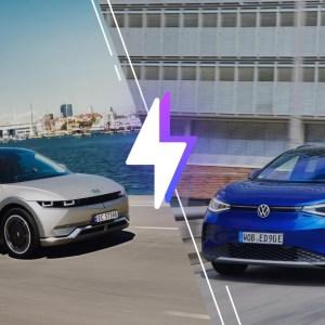 Hyundai Ioniq 5 vs Volkswagen ID.4 : laquelle est la meilleure voiture électrique ?