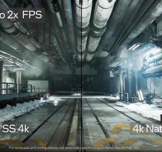 Intel Xe SS : la technologie promet de réunir le meilleur de Nvidia DLSS et AMD FSR