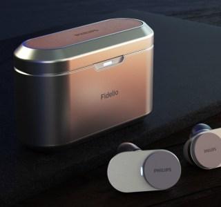 Philips Fidelio T1 officialisé : des écouteurs premium pour audiophiles