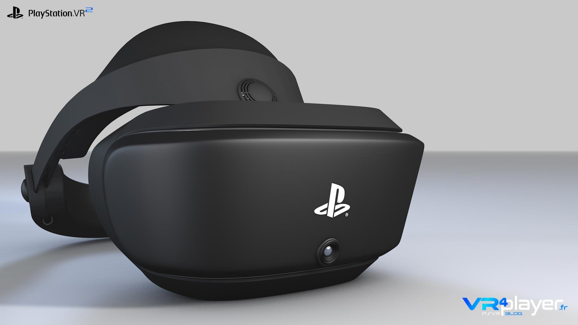 Sony nous parlerait dès le début 2022 d'un PSVR 2 haut de gamme à écran OLED