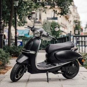 Essai du Rider 3000W 2021: un scooter électrique50cc à l'autonomie impressionnante