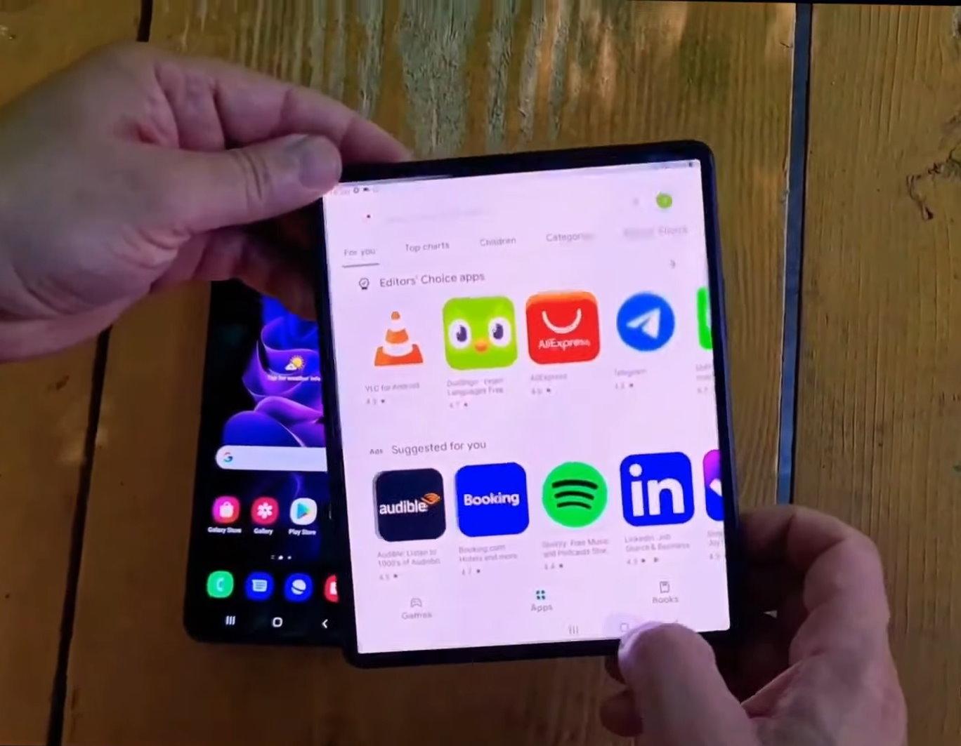 Galaxy Z Fold 3, Galaxy Z Flip 3 : dernière fuite avant la présentation