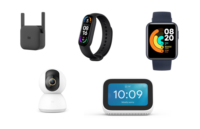 Voici le TOP 5 des produits Xiaomi en promo à moins de 50 € sur le Mi Store