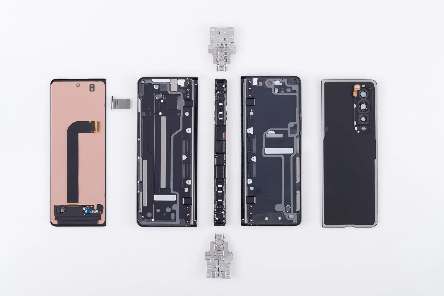 Comment Samsung a astucieusement rendu les Z Fold 3 et Z Flip 3 étanches