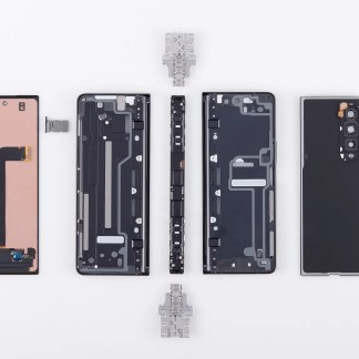How Samsung cleverly made the waterproof Z Fold 3 and Z Flip 3