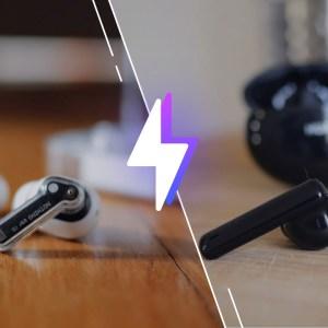 Nothing ear (1) vs Huawei FreeBuds 4i : lesquels sont les meilleurs écouteurs ?