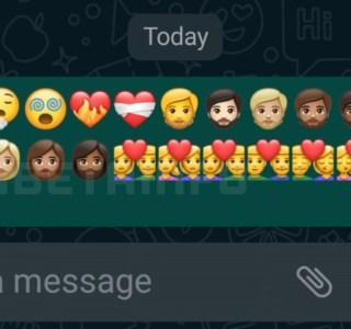 217 nouveaux émojis débarquent sur la bêta de WhatsApp