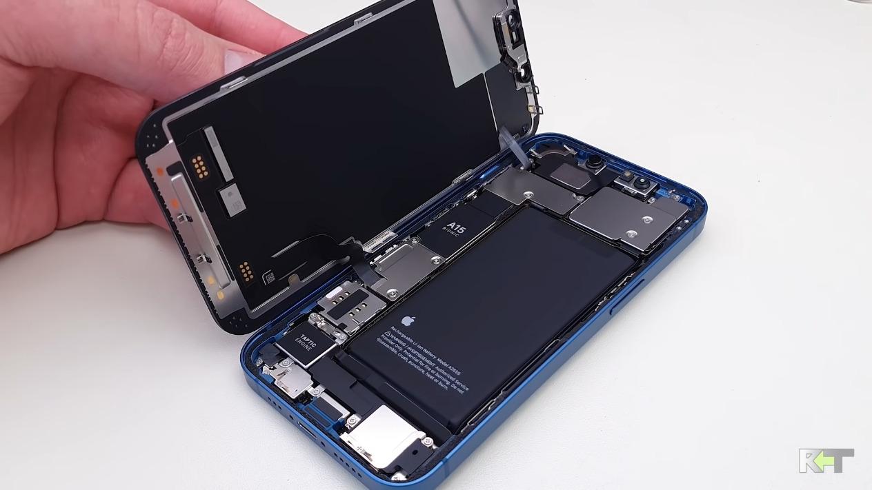 iPhone 13 : voici à quel point la batterie est plus grosse