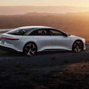 Elle passe devant Tesla, la Lucid Air est la voiture électrique avec la plus grande autonomie