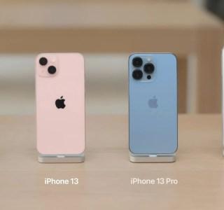 iPhone 13 : Apple a déjà trouvé une manière d'améliorer son mode macro automatique