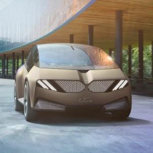 i Vision Circular, la voiture électrique de 2040 selon BMW