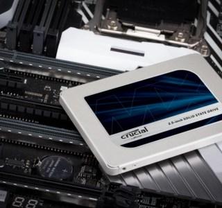 Le très bon SSD Crucial MX500 de 2 To est à un super prix sur Amazon