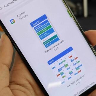 Kalendarz Google na Androida 12: Gadżet wykorzystuje trochę więcej, dzięki czemu jest praktyczny