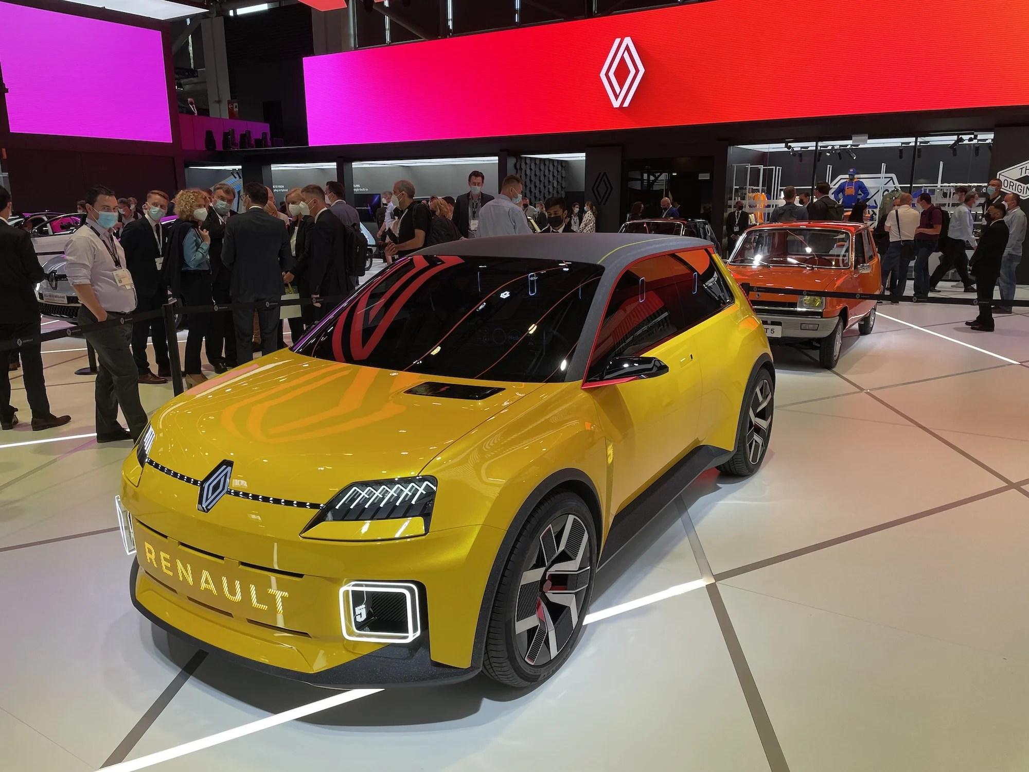 On a vu les concept-cars électriques du futur: des plus réalistes aux plus fous