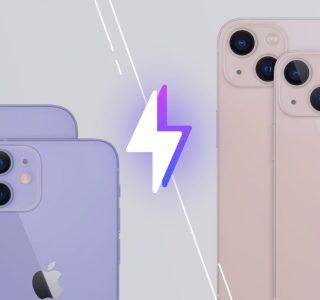 iPhone 12 et iPhone 13 : le guide ultime des différences entre les smartphones d'Apple