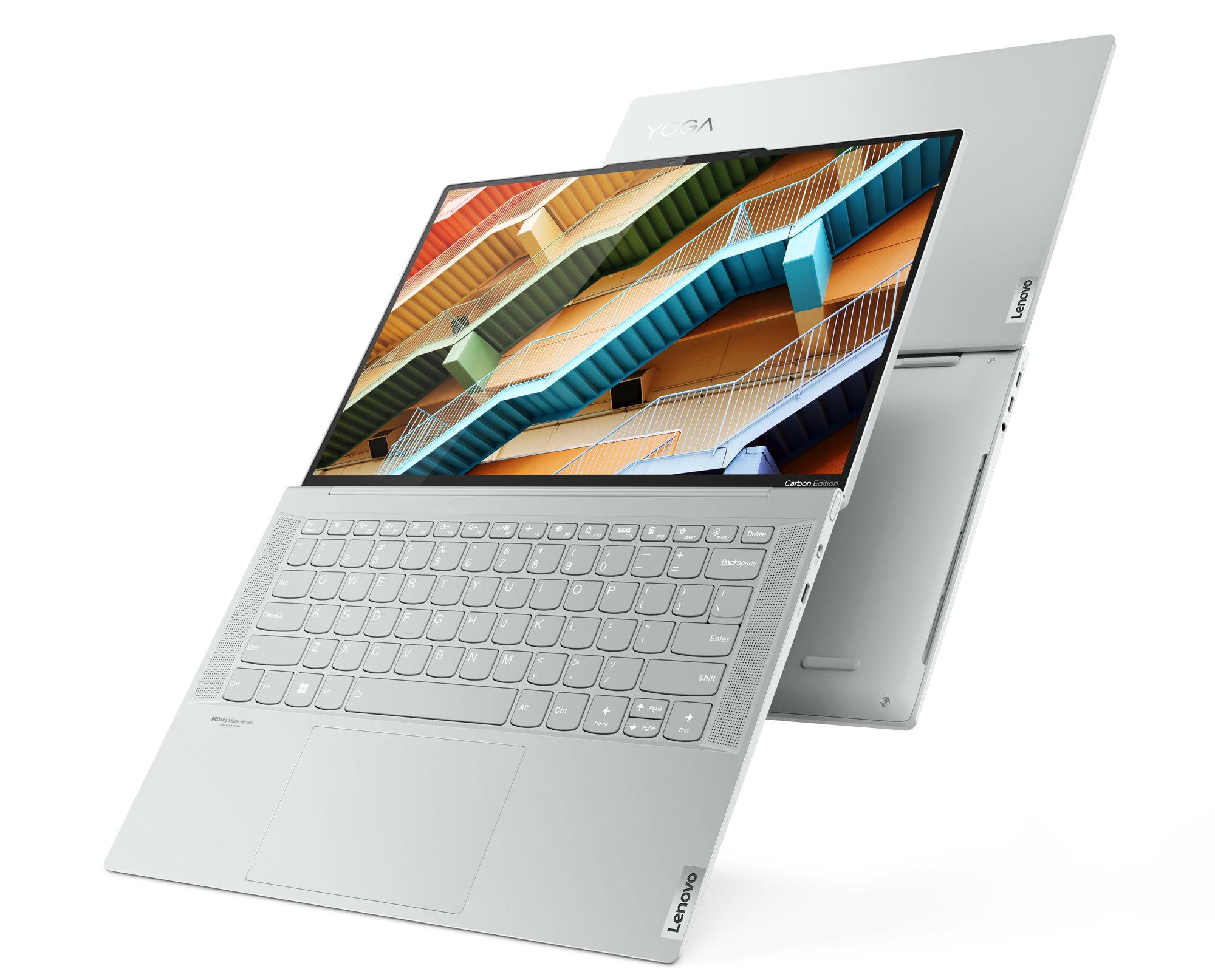 Lenovo Slim 7 Carbon : vitrine technologique et poids plume sous Windows 11