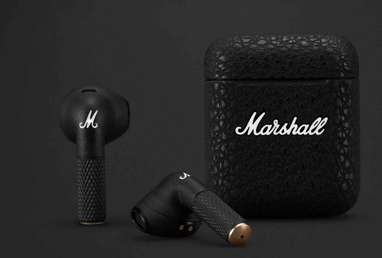 Marshall Motif ANC et Minor III : deux paires d'écouteurs sans fil très rock'n'roll