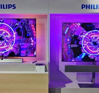 Philips OLED+986 et OLED+936 : des TV pour tenter les joueurs et les passionnés de home cinéma