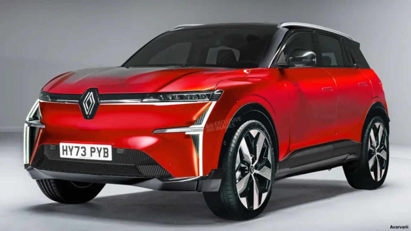 Renault prépare un SUV familial électrique: 500km d'autonomie, mais que sait-on d'autre?