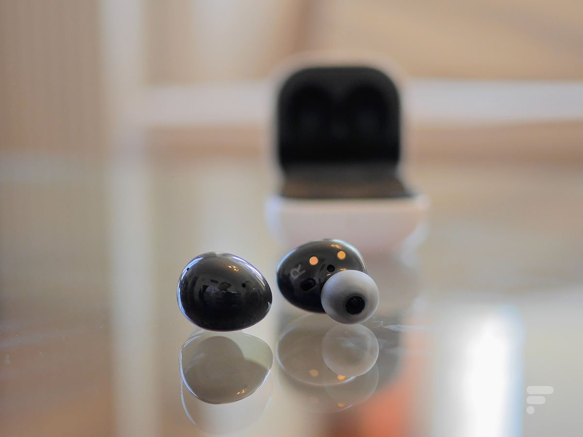 Test des Samsung Galaxy Buds 2: il ne leur manque presque rien pour passer Pro