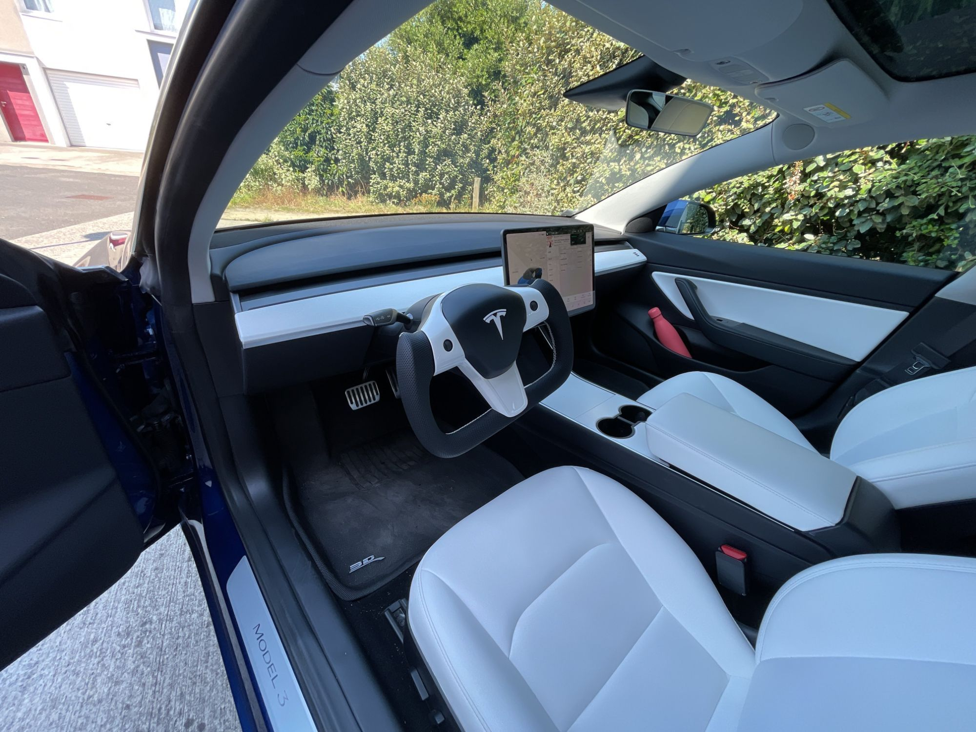 Volant Yoke Tesla Model 3 : comment l'installer et où l'acheter ?
