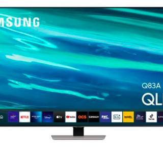 Ce TV QLED Samsung de 55″, avec HDMI 2.1, est à moins de 1000 euros