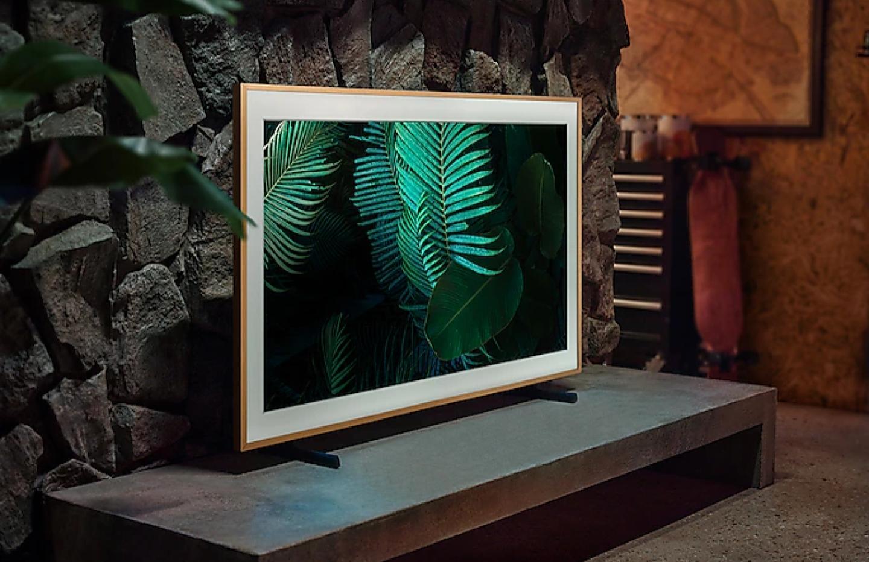 Samsung The Frame (2021) : le prix du tableau QLED de 43 pouces chute de 200 €