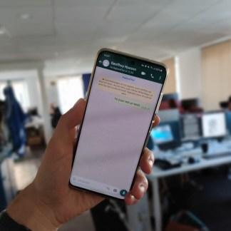 WhatsApp : Facebook aurait accès à certains messages privés, même chiffrés