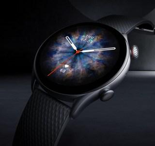 Amazfit lance trois montres élégantes, pas chères et avec une semaine d'autonomie