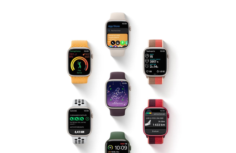 Où précommander l'Apple Watch Series 7 au meilleur prix en 2021 ?