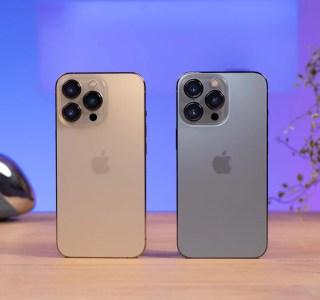 Test de l'iPhone 13 Pro : un smartphone rafraîchissant (à 120 Hz)