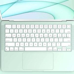 Apple MacBook Air2022: un design inspiré du MacBook Pro et de l'iMacM1