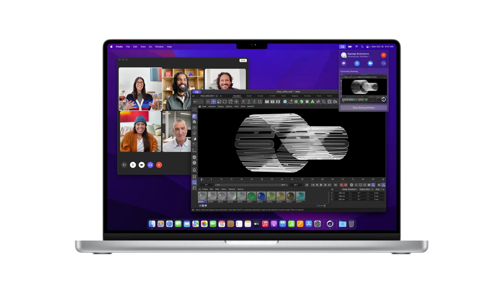 Apple veut s'assurer que le notch des MacBook Pro 2021 ne pose pas problème pour les apps