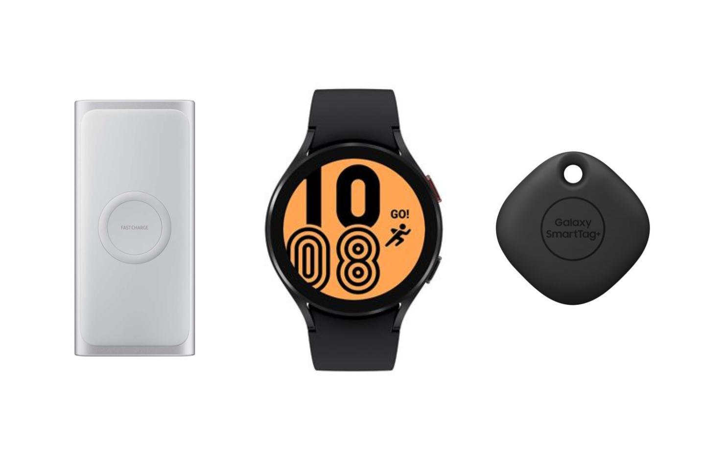 La Fnac propose un super prix pour le pack Samsung Galaxy Watch 4 + SmartTag + batterie