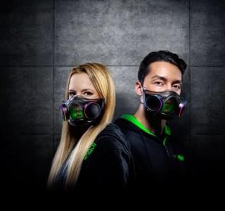 Razer Zephyr : le masque anti-Covid qui va vous rappeler The Division
