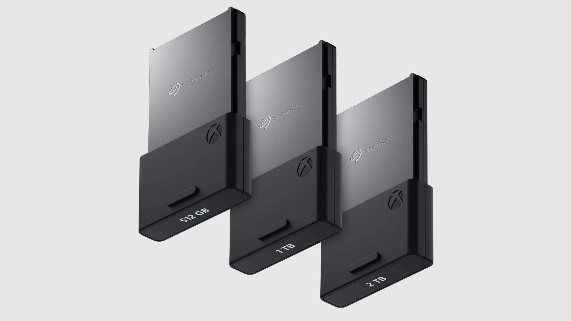 Xbox Series S | X : Microsoft dévoile des extensions de stockage 2 To et 512 Go aux prix costaud