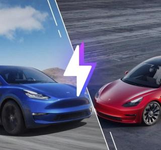 Tesla Model Y vs Tesla Model 3 : laquelle est la meilleure voiture électrique?