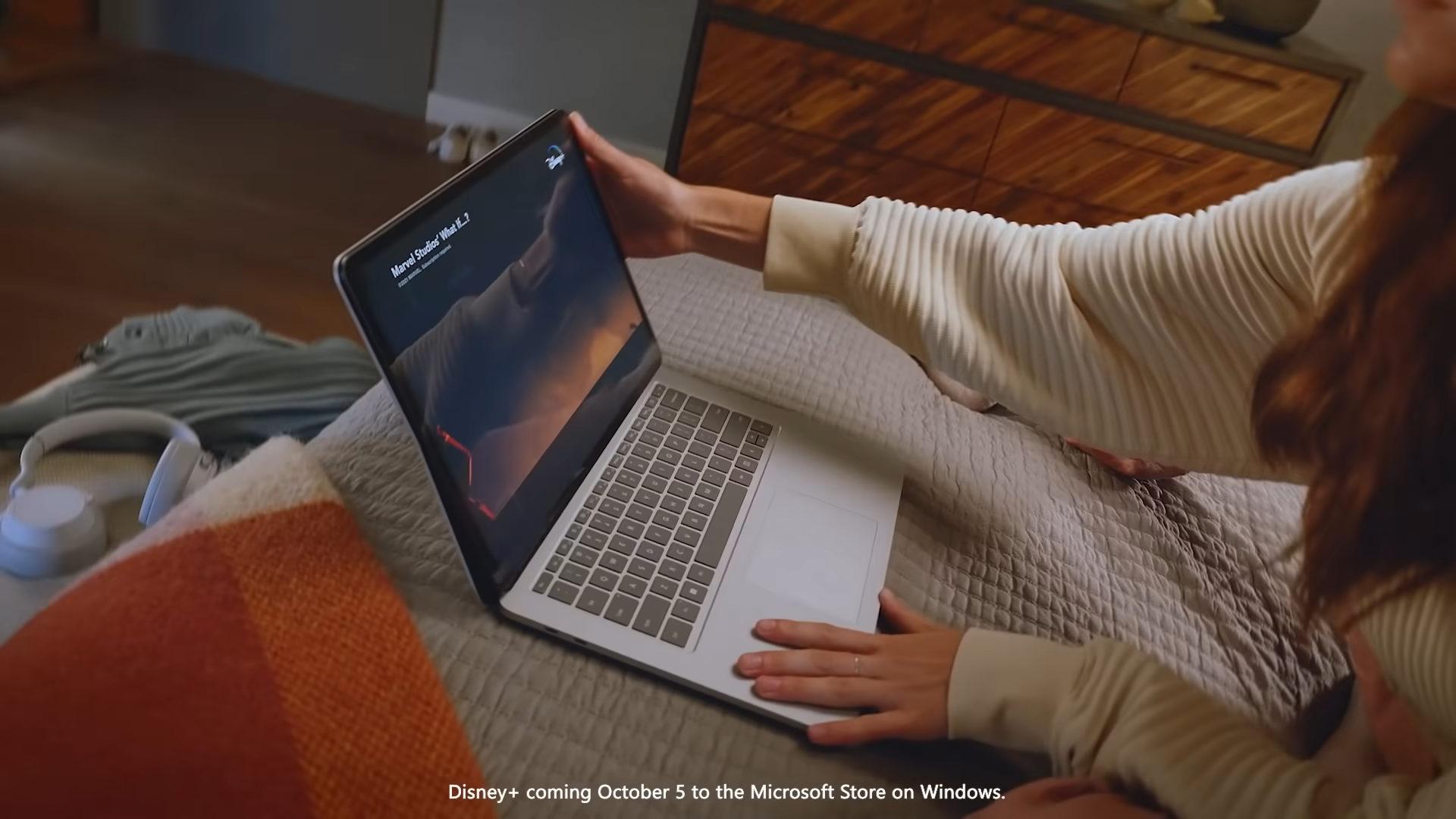 Disney+ pourrait enfin avoir droit au 1080p sur PC grâce à Windows 11