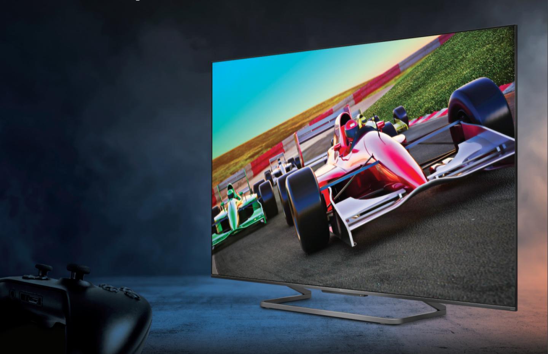 669 €, c'est le prix de ce TV QLED 4K compatible HDMI 2.1 (pour de la 4K à 120 Hz)