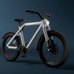 VanMoof officialise son premier Speedbike: prix, législation, caractéristiques et date de sortie