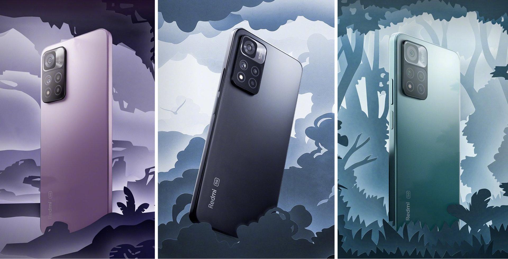 Xiaomi Redmi Note 11, 11 Pro et 11 Pro+ officialisés : du très lourd à prix léger