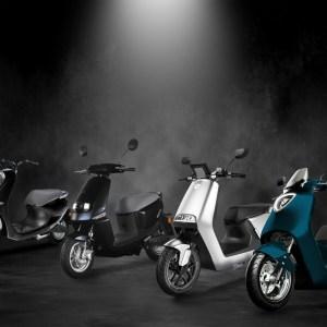 Yadea dégaine 4scooters électriques urbains: il y en a pour tous les goûts et tous les prix