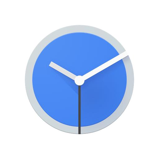 Google Horloge