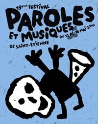 Festival Paroles et Musiques 2010 Saint-Etienne