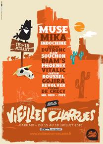Festival des Vieilles Charrues 2010