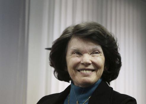 RIP Danielle Mitterrand