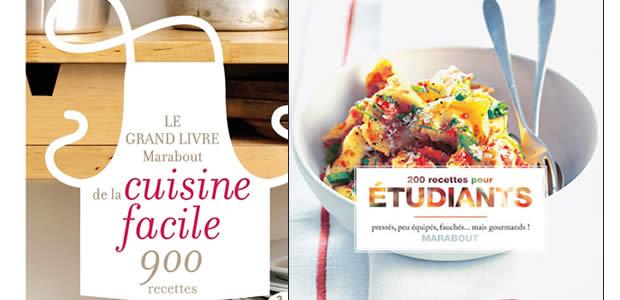 Les meilleurs livres de cuisine pour débuter